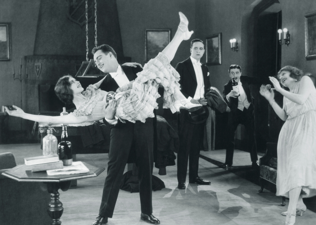 What life was like in the Roaring Twenties