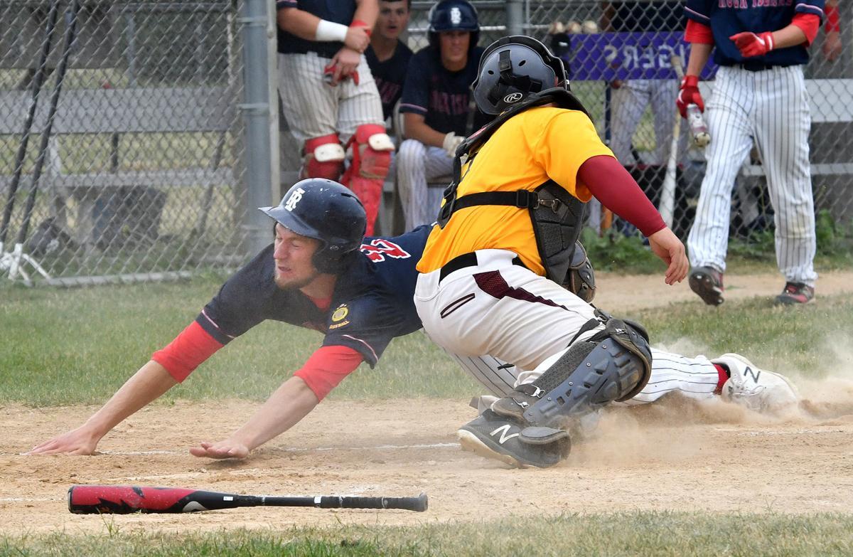 Legion baseball division tournament.