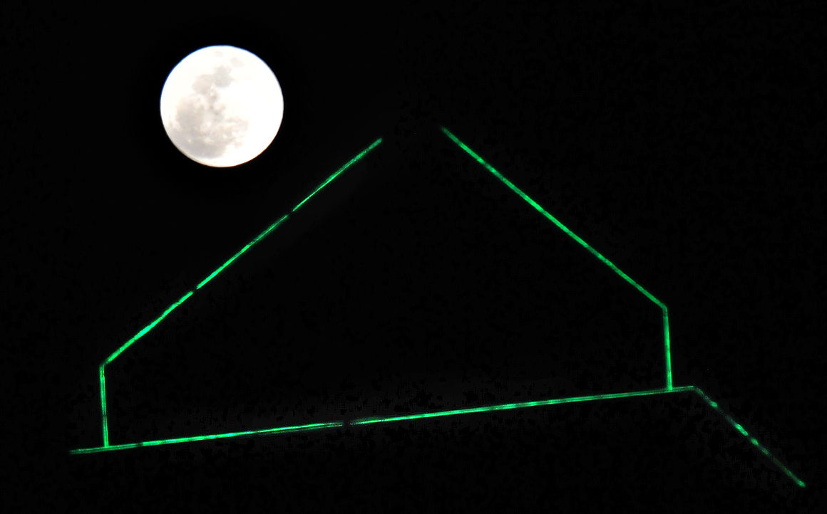 'Worm moon' foretells start of spring