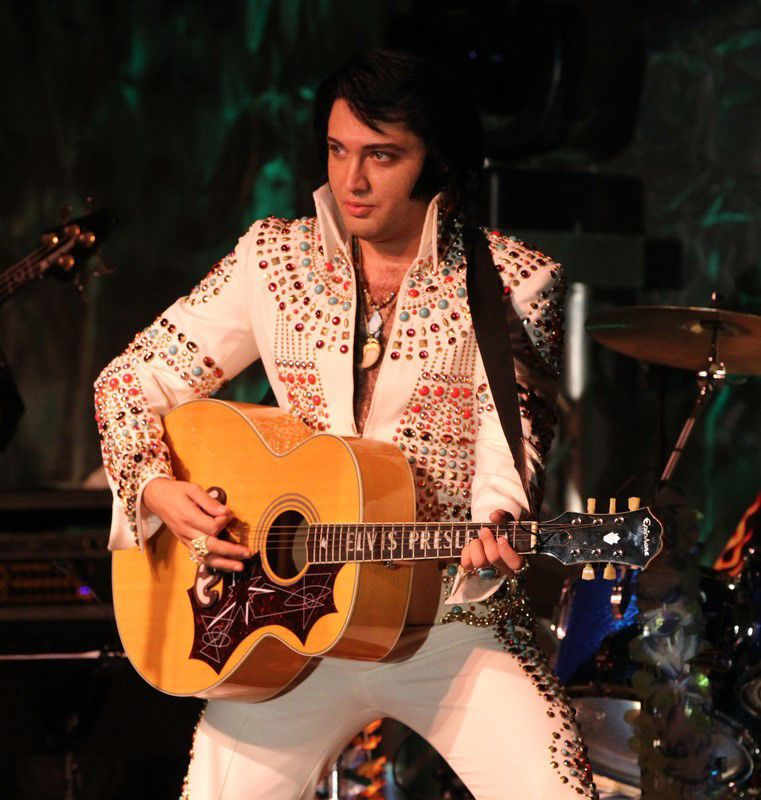 """The Ultimate Elvis"""