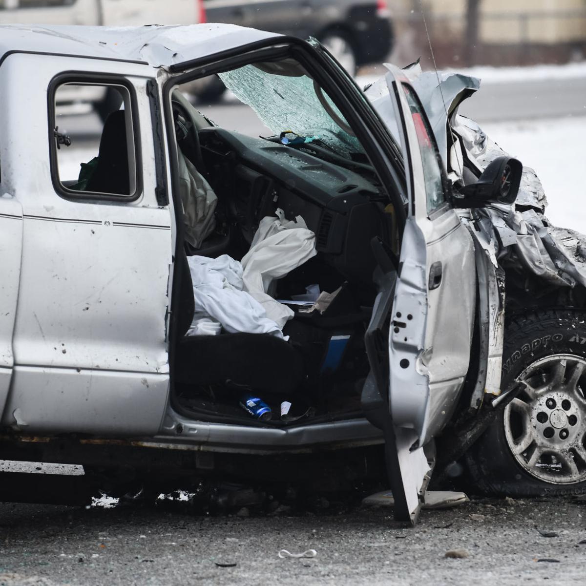 Police name all four men in Wednesday's fatal I-280 crash