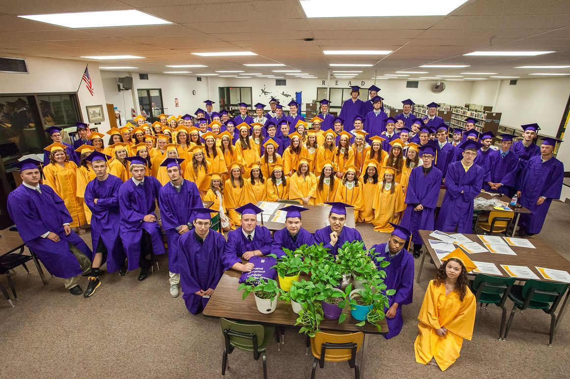 Sherrard High School honors Class of 2016