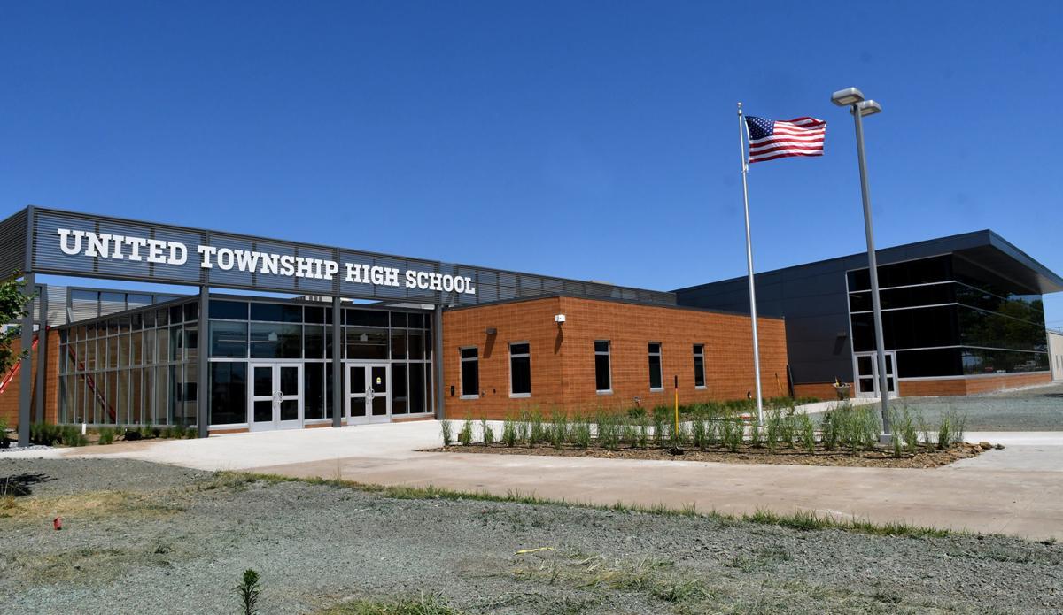 United Township major multi-million-dollar renovation and expansion.
