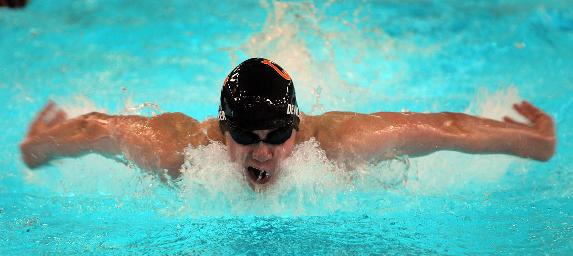 RI's Fleming advances to state in three events