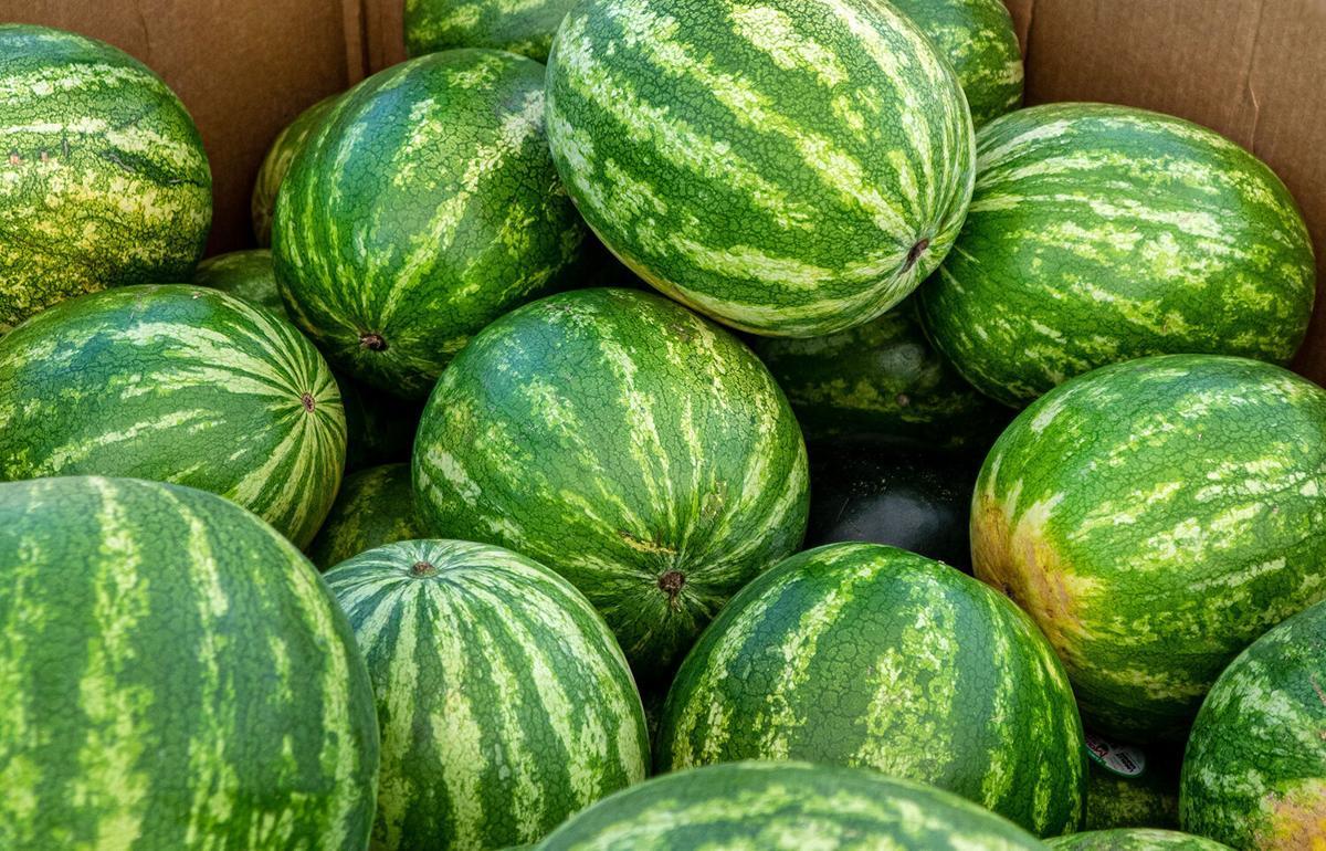 Mouzin watermelons