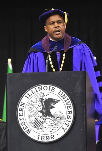 Western Illinois University Commencement Ceremonies