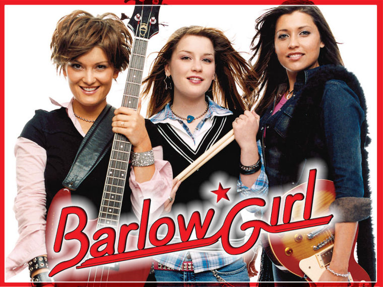 Super Chick Barlow Girl