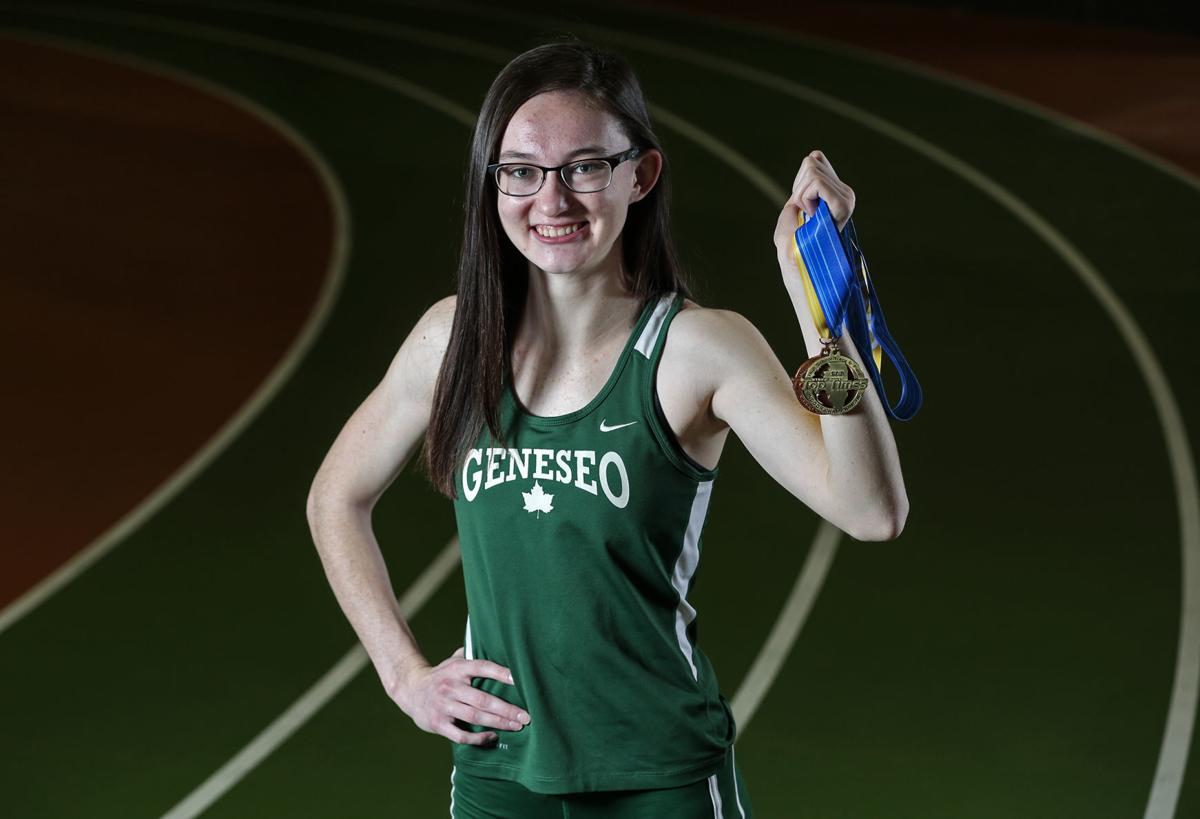Metro Pacesetter: No limits for Geneseo's Furbeck | QC ...
