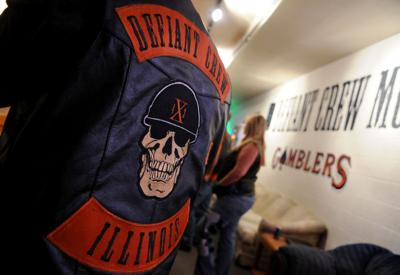 Motorcycle club stresses charity | Local | qconline com