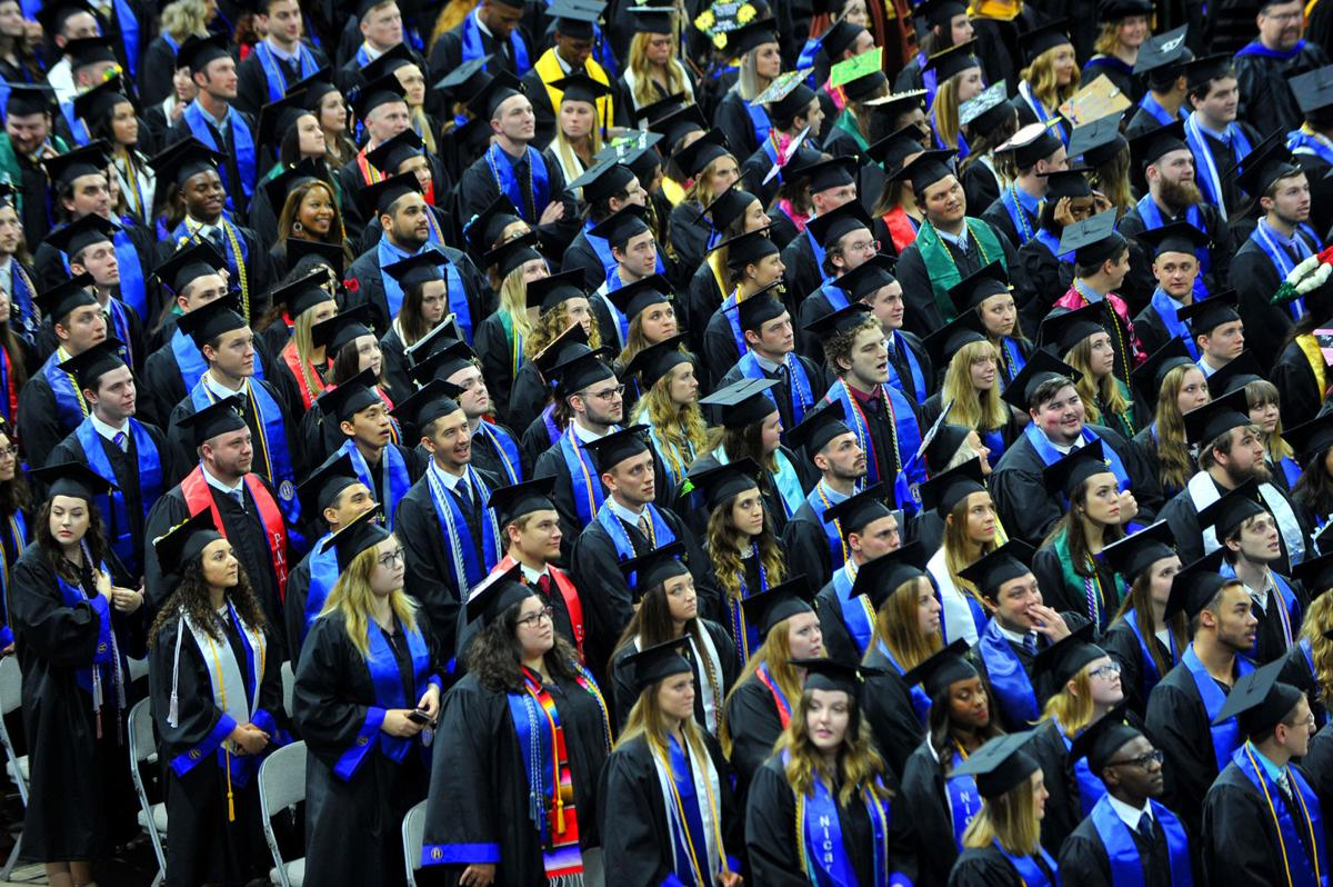 Augustana College Commencement