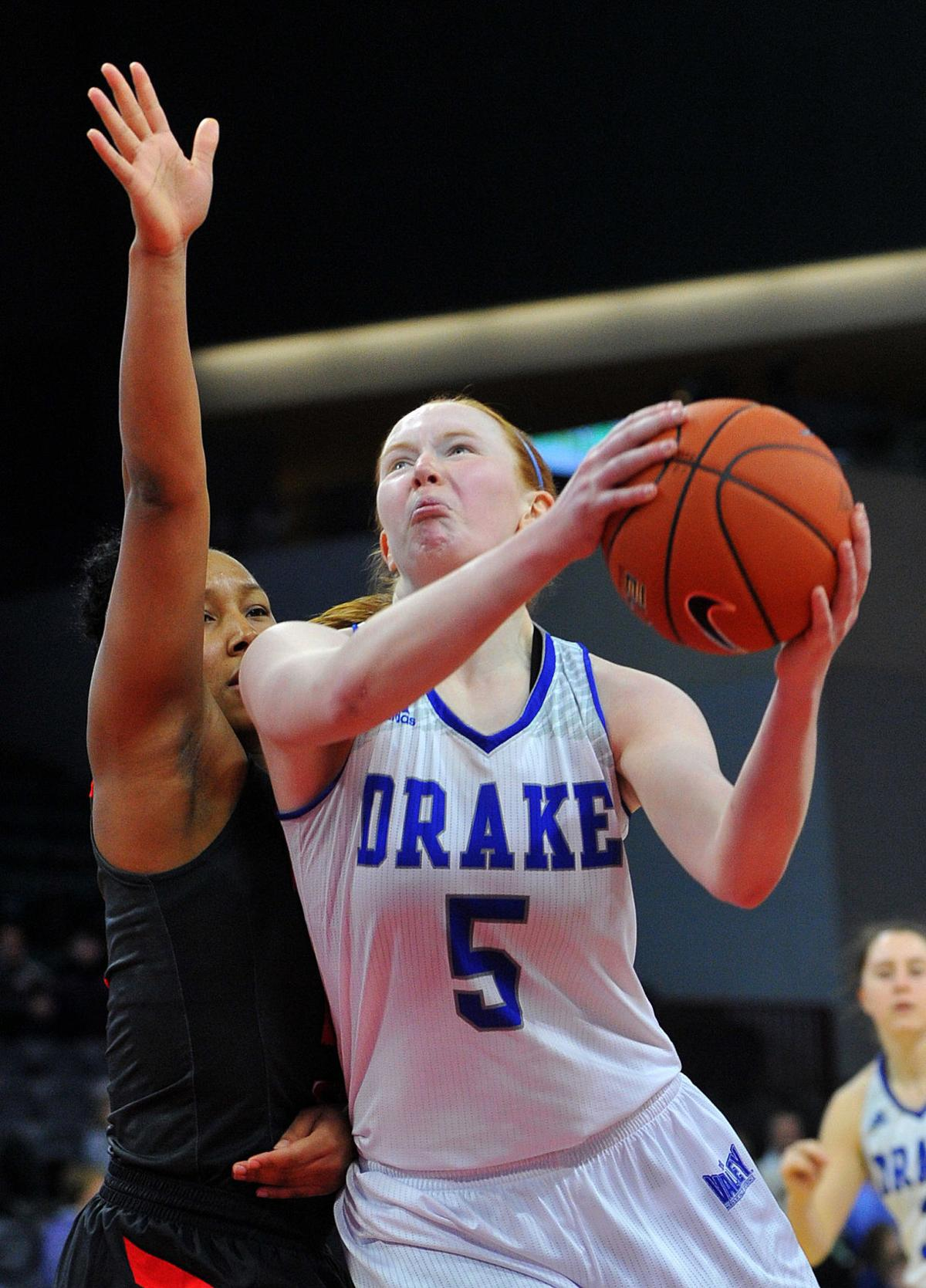 For Third Straight Year Drake Women In Mvc Tourney Title Game Sports Qconline Com