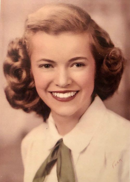 Betty Rae Milroy
