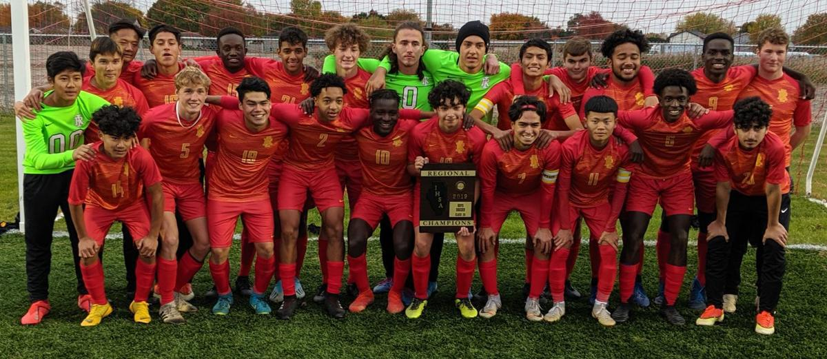 Rock Island's regional soccer champs