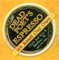 Dead Poets EspressoLogo