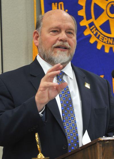 Rock Island Mayor Mike Thoms