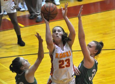 Geneseo vs Rock Island girls basketball