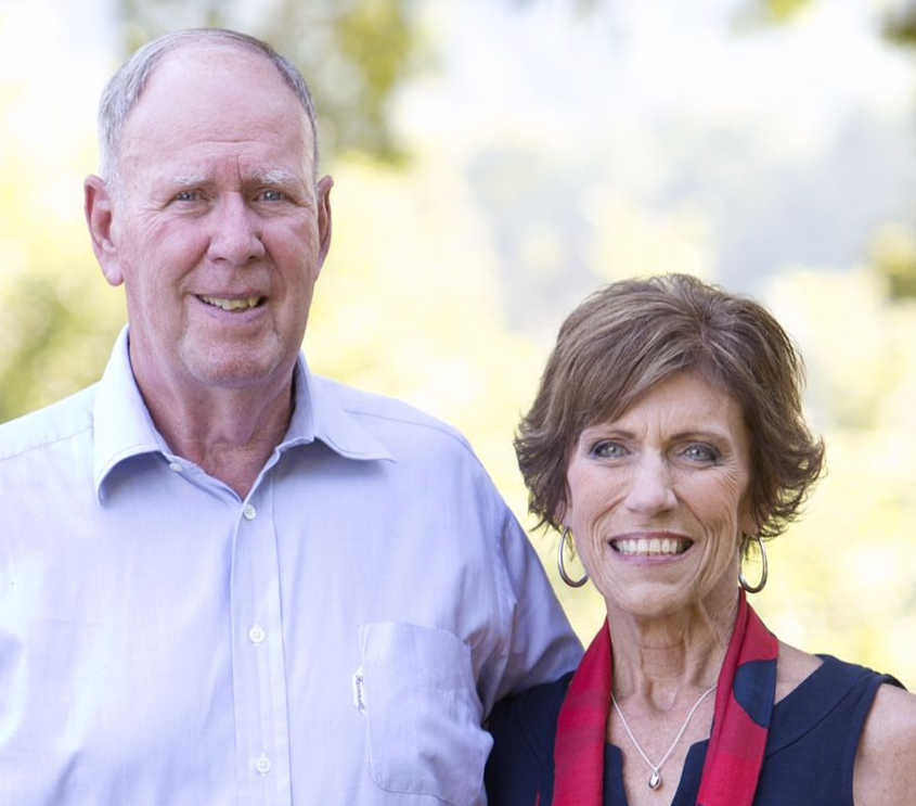 Larry and Kathy Galle Anniversary