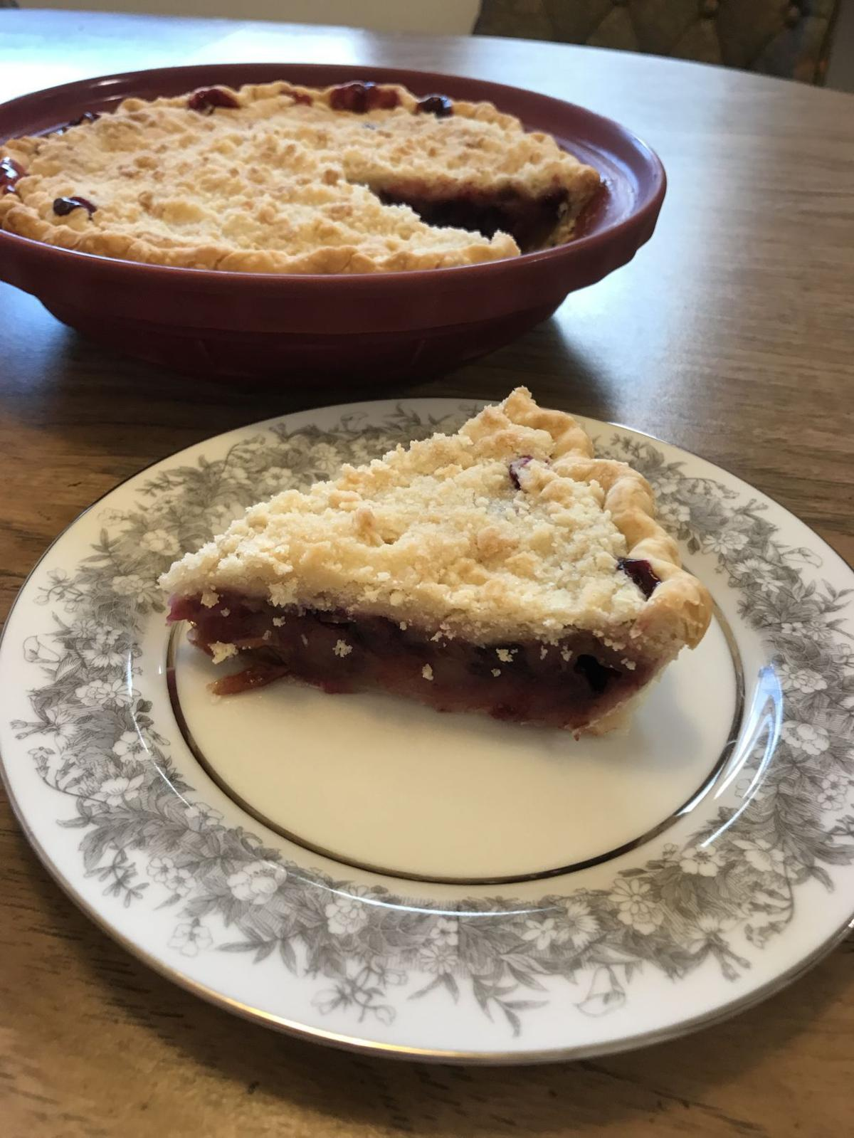 Grape Pie Some Holiday Traditions Are Because They Are Radish