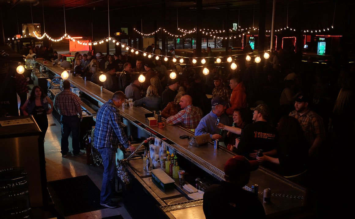 New Rock Island country and western bar features live ...