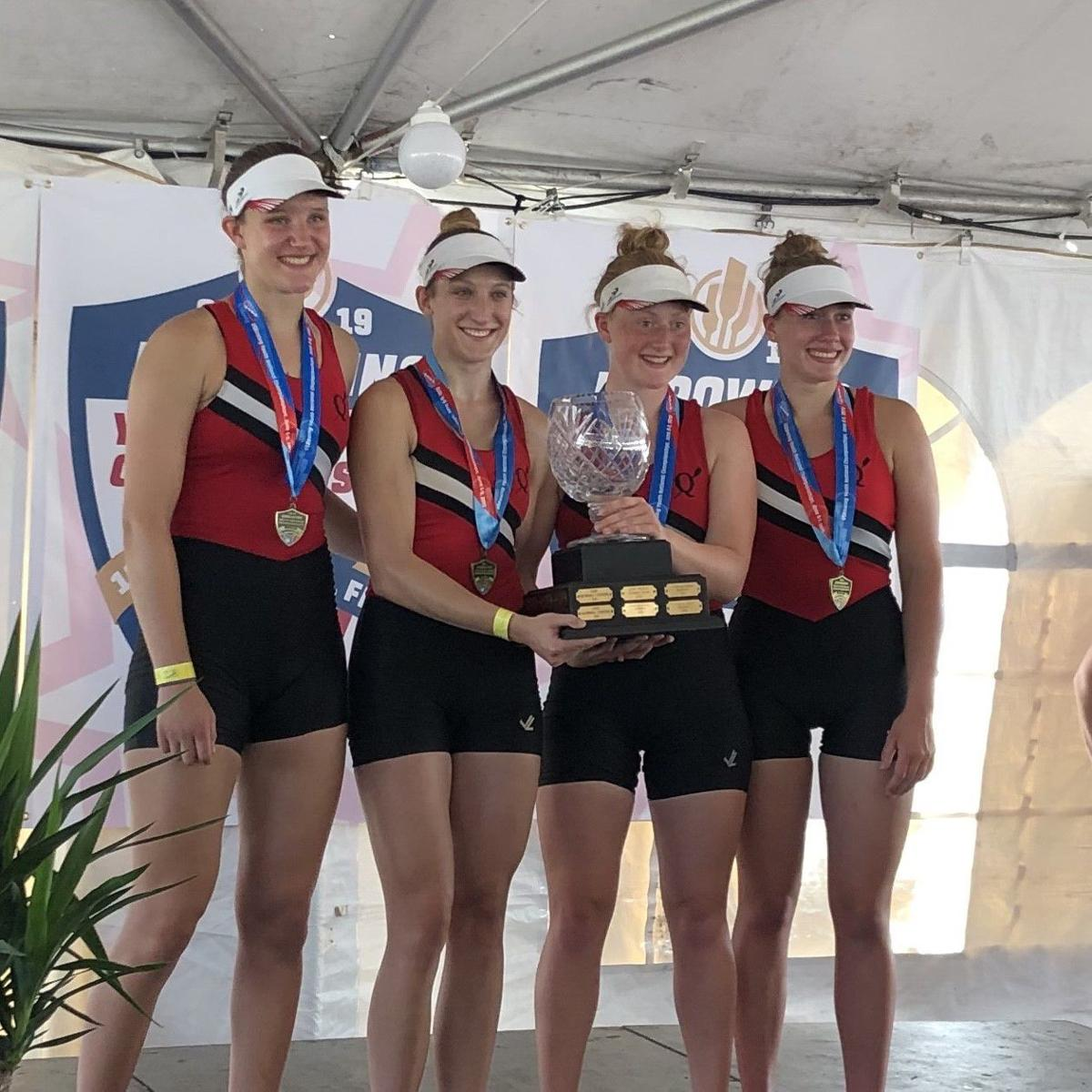 Y Quad Cities Junior Rowers