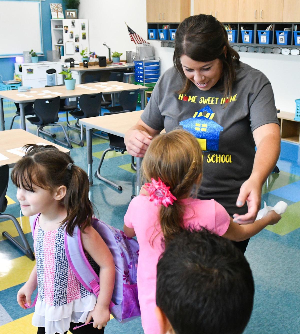 Renovated Franklin Elementary School | Photos | qconline com