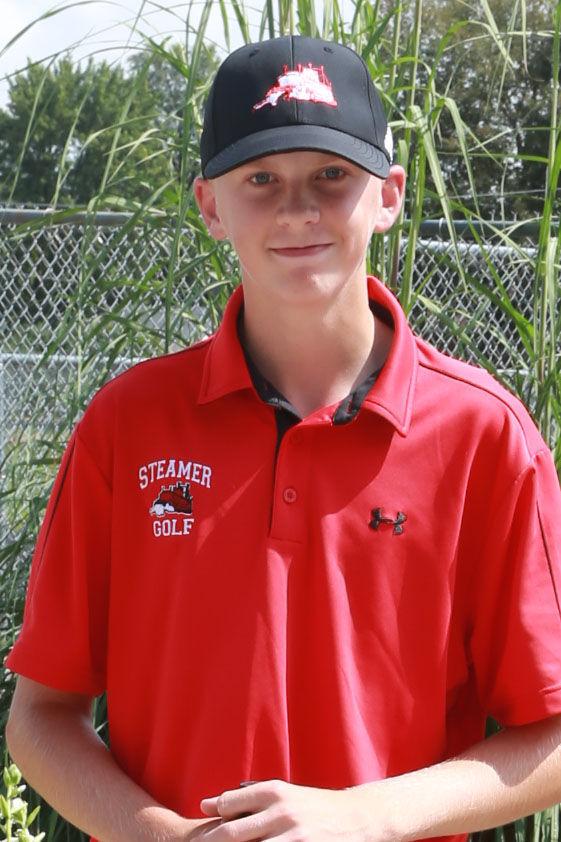 2018 Boys' Golf All-Star: Andrew Schrader, Fulton