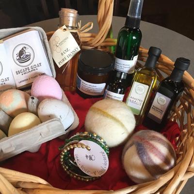 Shop local, eat local: QC Food Hub presents recipes, gift ideas