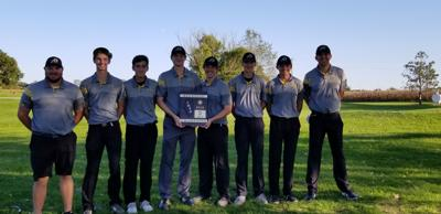 Riverdale regional golf champs 2019