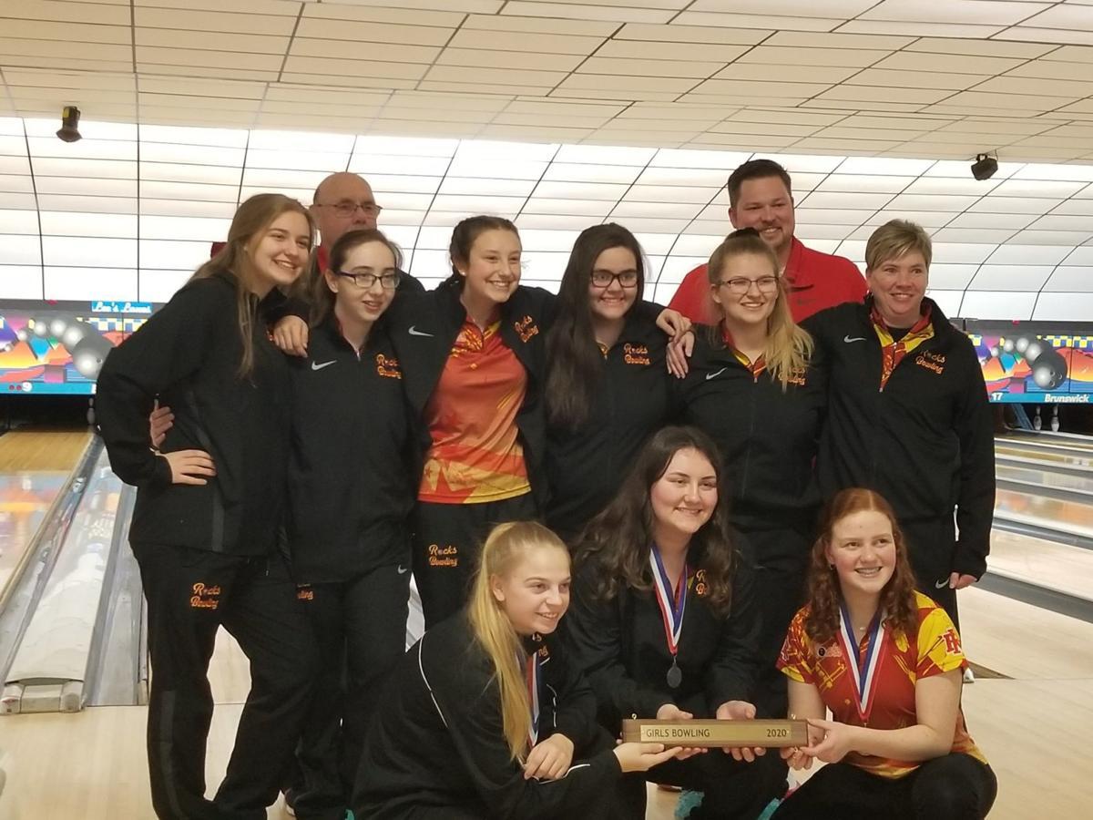 Rock Island girls' bowling wins first Big 6 bowling title