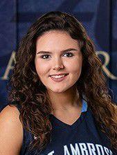 Madeline Prestegaard, SAU women's basketball