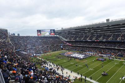 Bears Stadium Football