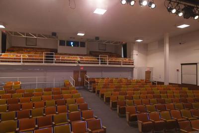 davenport junior theatre plans 152k renovation local