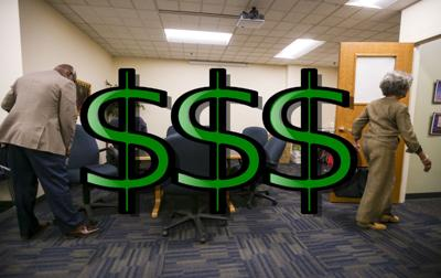 civil rights commission costs