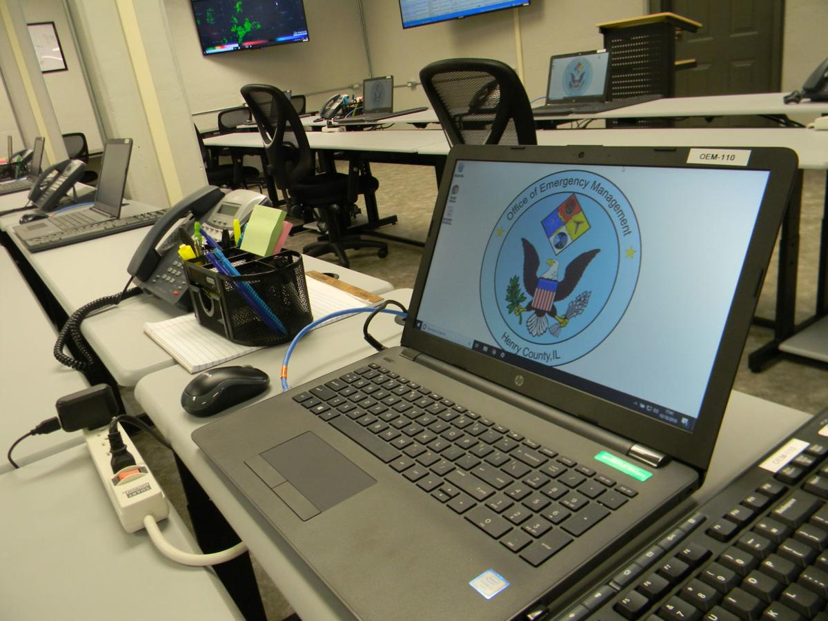 Henry County emergency operations center