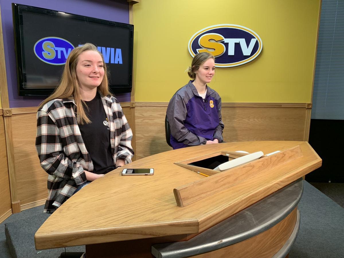 Sherrard students learn broadcasting skills
