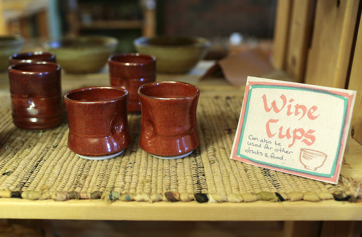 Dot's Pots: Whimsical creations handmade in Moline