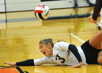 Class 4A Regional volleyball