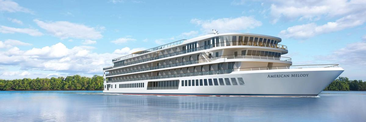 American Cruise Lines' American Melody