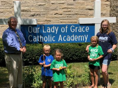 Our Lady of Grace Catholic Academy golf outing