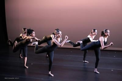 Dance Professor Encourages Students to Enroll in Course