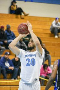 MCC Men's Basketball Continues Win Streak