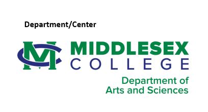Middlesex Dept Logo