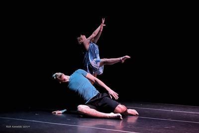 Dance Classes Adapt to Zoom