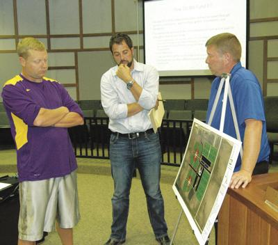 In select company: Builder of proposed sports complex has built facilities for pro, college teams