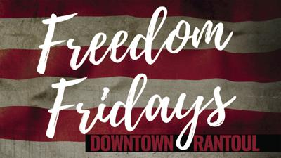 Bands, bags and bubbles: Rantoul to host downtown event every Friday evening