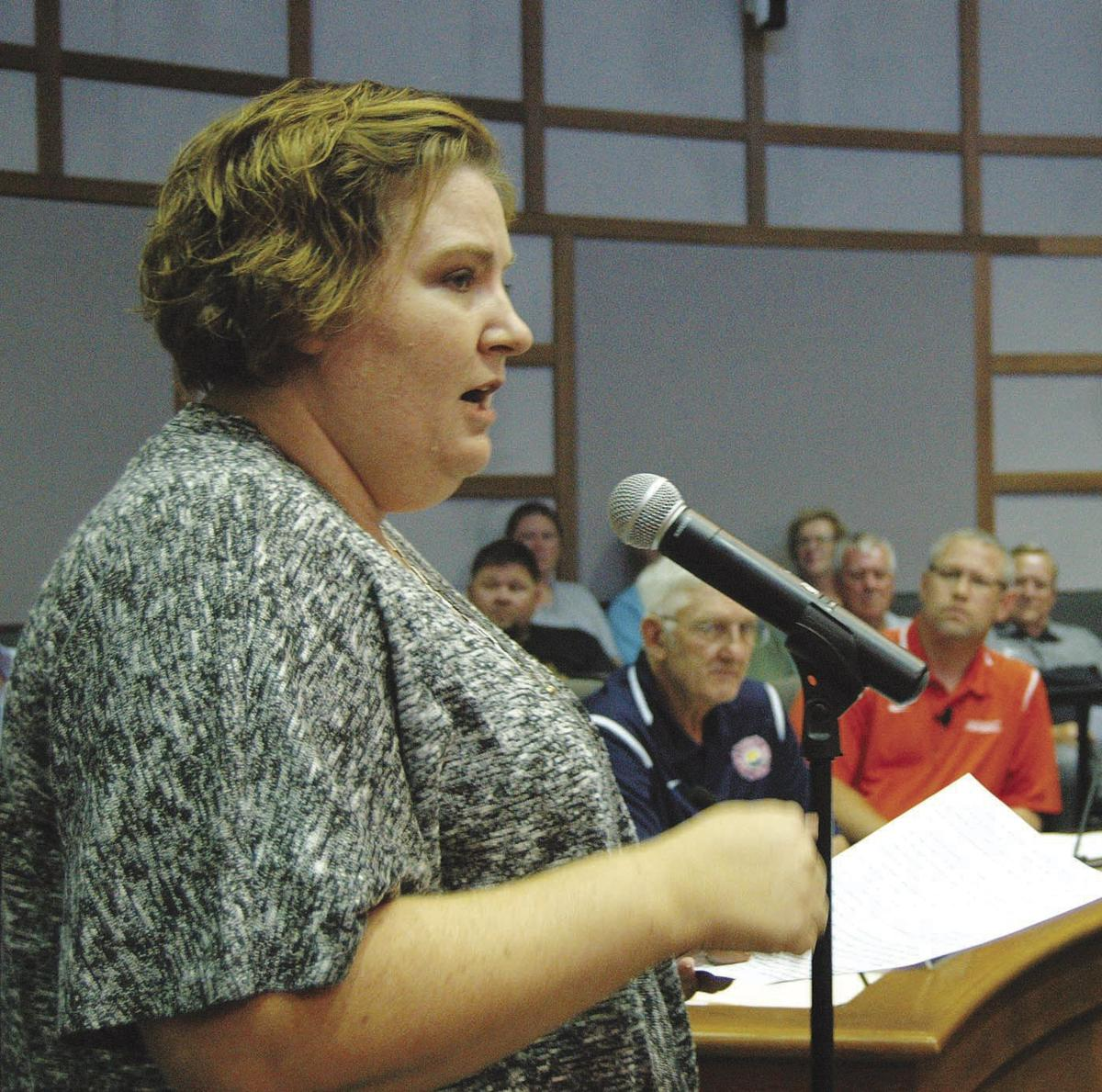 Speakers urge village board to approve sports complex