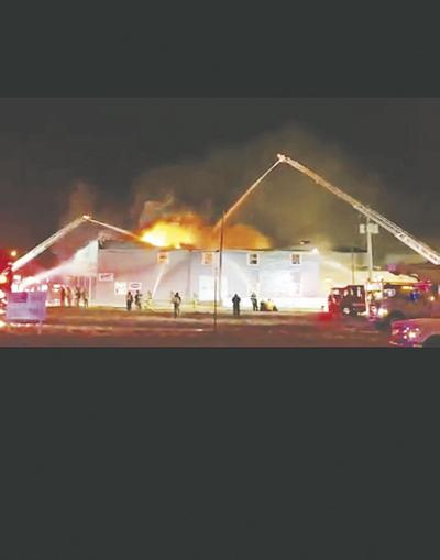 Rantoul officials have mulled full-time fire department, but cost would be too high