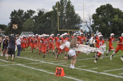 Fisher blows past  Hoopeston/A-P