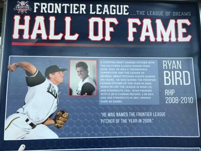 Former APHS star, Bird, inducted into Hall of Fame