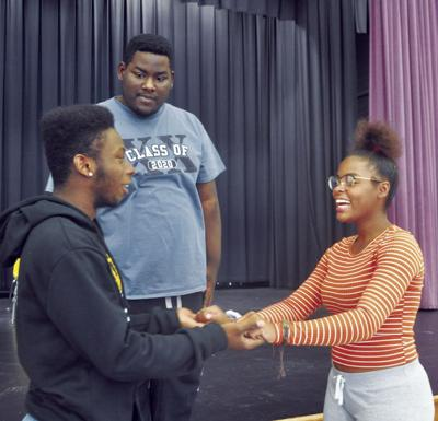 Romeo, Juliet get together this week at RTHS